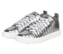 Sneaker BLUBBER - SILBER