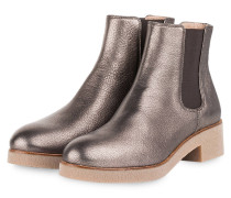 Chelsea-Boots DACIL - PLATIN