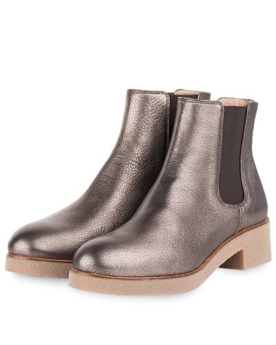 Unisa Damen Chelsea-Boots DACIL - PLATIN Bester Verkauf Günstiger Preis FORULBLT