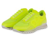 Plateau-Sneaker SEATTLE L1 - NEON GELB