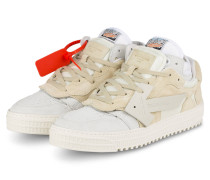 Sneaker OFF COURT LOW - HELLGRAU/ CREME