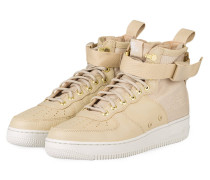 HIghtop-Sneaker AIR FORCE 1 - beige