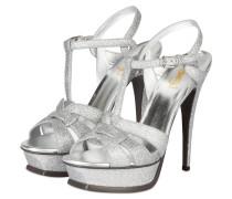 Sandaletten TRIBUTE 135 - silber metallic