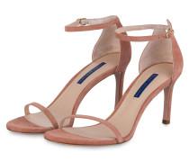 Sandaletten NUDIST - ROSÉ