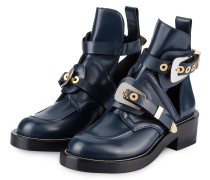 Boots CEINTURE im Biker-Stil - dunkelblau