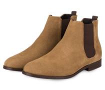 Chelsea-Boots CAST - beige