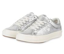 Sneaker ONE STAR - SILBER METALLIC