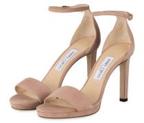 Sandaletten MISTY 100 - BALLET PINK