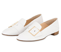 Loafer - weiss