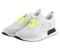 Sneaker RACY18 - WEISS/ GELB