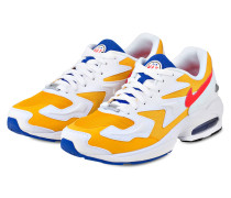 Sneaker AIR MAX2 LIGHT - GELB/ WEISS/ BLAU