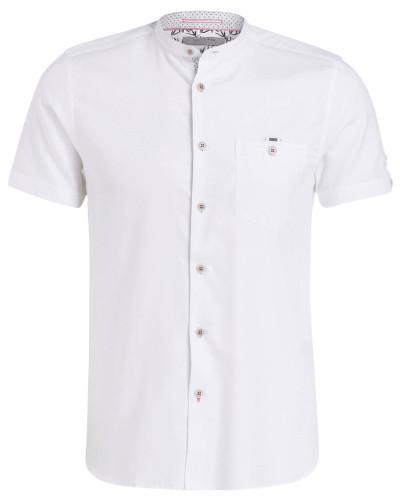 Halbarm-Hemd GONKY Slim-Fit mit Stehkragen