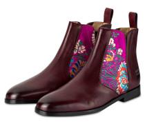 Chelsea-Boots SUSAN - BORDEAUX