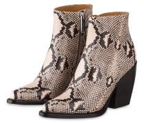 Cowboy Boots RYLEE - BEIGE/ SCHWARZ
