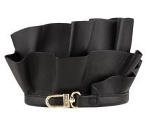 Schulterriemen - schwarz