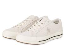 Sneaker ONE STAR - CREME