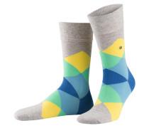Socken CLYDE - 3820 storm grey
