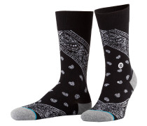Socken BARRIO - schwarz/ grau