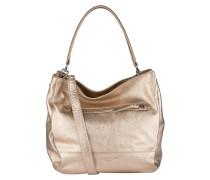 Hobo-Bag ALICANTE - gold metallic