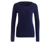 Cashmere-Pullover - navy