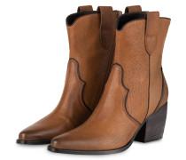 Cowboy Boots LUNA - COGNAC