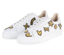 Sneaker - 0 VITELLO BIANCO