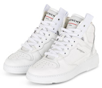 Hightop-Sneaker WING - WEISS
