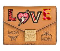 Geldbörse PATRICIA LOVE PATCH VISETOS