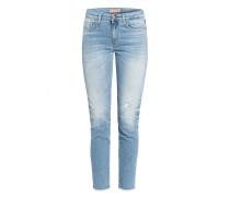 Jeans PYPER CROP Skinny Fit