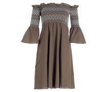 Off-Shoulder-Kleid KINOE