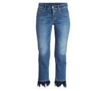 7/8-Jeans PEACHES - used blau