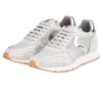 Plateau-Sneaker JULIA - SILBER