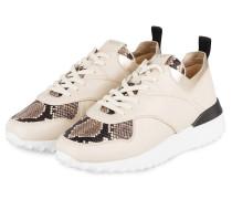 Sneaker - BEIGE/ GOLD/ BRAUN