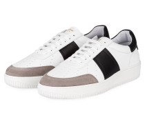 Sneaker - WEISS/ SCHWARZ/ GRAU