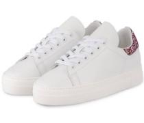 Plateau-Sneaker FANNYDREA - WEISS