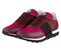 Sneaker LOUISE - FUCHSIA/ DUNKELROT