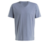 Sleepshirt MIX & RELAX - graublau