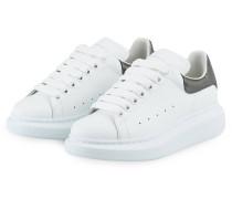 Sneaker - WEISS/ ANTHRAZIT METALLIC