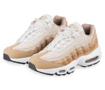 Sneaker AIR MAX 95 PREMIUM - GOLD/ BEIGE