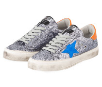 Sneaker SUPERSTAR - SILBER/ ORANGE/ BLAU