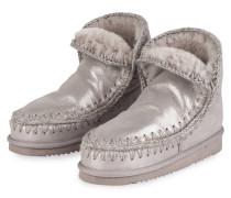 Boots ESKIMO MINI - SILBER