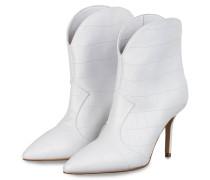 Stiefeletten im Cowboy-Stil - 100 WHITE