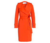 Trenchcoat - orange