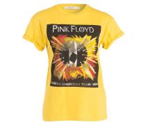 Printshirt - gelb