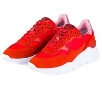 Sneaker CHUNKY - ROT
