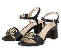 Sandaletten GRAZIA - SCHWARZ