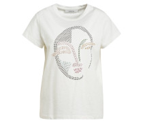 T-Shirt ELISA mit Schmucksteinbesatz