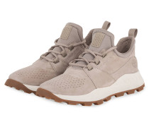 Sneaker BROOKLYN OXFORD - TAUPE