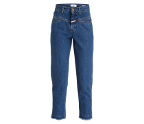 Cropped-Jeans PEDAL PUSHER