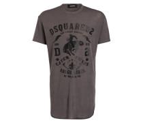 T-Shirt aus Schurwolle